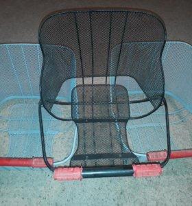 Велосипедное кресло для ребёнка