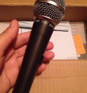 """Микрофон """"shure """""""