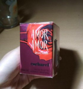 ДухиAmor Amor in a flash