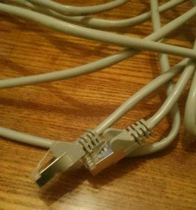 Сетевой кабель интернет