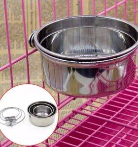 Миски для еды/воды подвесные