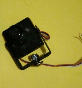 Маленькая скрытая камера