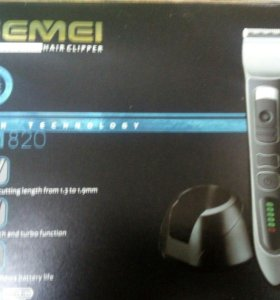 Машинки для стрижки волос Gemei GM-820