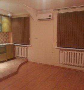 Квартира, свободная планировка, 53 м²