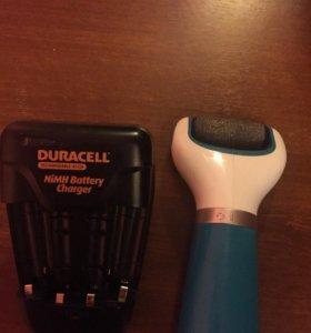 Пилка шоль, зарядка для батареек