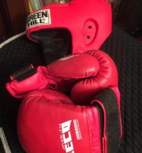Продам комплект для бокса/кикбоксинг