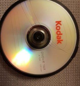 Болванки (диски) новые