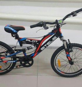 Велосипед стелс 260