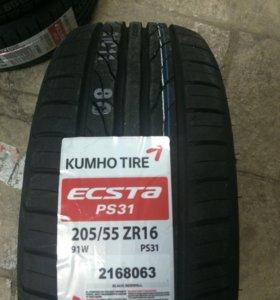 Шины Kumho Ecsta PS31 205/55 R16