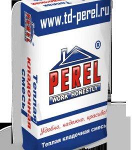 Теплоизоляционная кладочная смесь Perel TKS 8020
