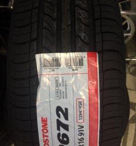 Шины Roadstone CP 672 205/55 R16