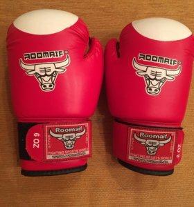 Боксерские перчатки 6 унций