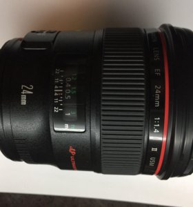 Объектив Canon 24f1,4LII
