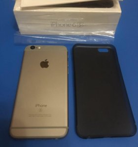 iPhone 6s 64 gb Space grey