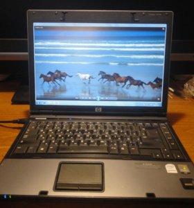 Ноутбук HP Compaq 6510b