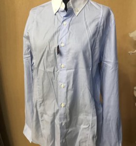 Рубашка мужская Mango XL