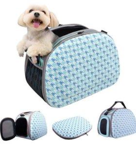 Переноска для собаки/кошки до 6 кг.Ibbiyaya
