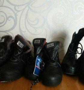 Ботинки ,берцы для работы