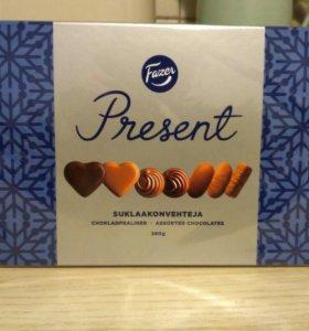 Финский шоколад, кофе
