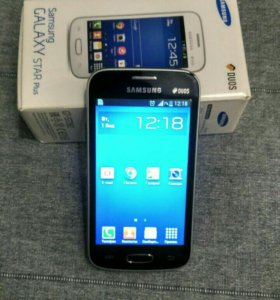 Samsung galaxy star plus duos
