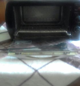 Печка духовка