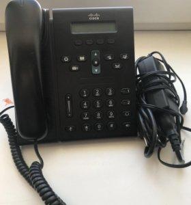 Продам IP-телефон Cisco CP-6921