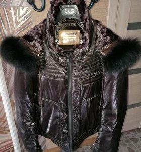 Зимняя куртка D&G