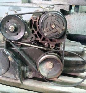 Двигатель А08S3 на спарк или матиз