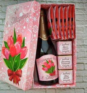 Шокобоксы и Большой Киндер(упаковка для подарков)