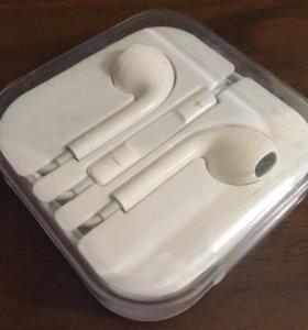 Наушники - гарнитура для iPhone