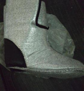 Вкладыш для обуви Baffin новые.