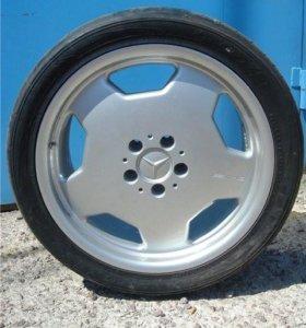 Комплект колес на мерседес