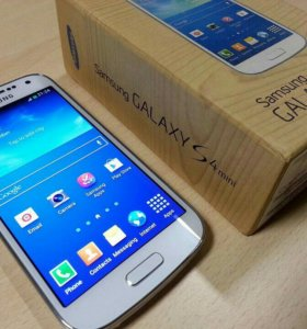Samsung Galaxy S4 mini white 8gb