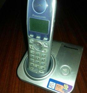 Беспроводной телефон Panasonic KX-TG7205 PU