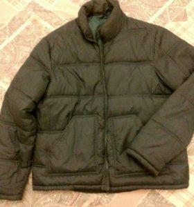 Куртка болоневая мужская