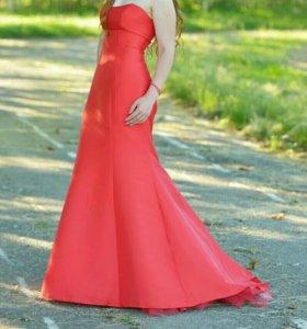 Выпускное,свадебное платье