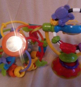 Игрушки для малышей playgro