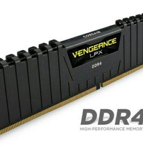 Corsair Vengeance LPX 16Гб DDR4