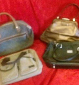 Женские сумки в ассортименте