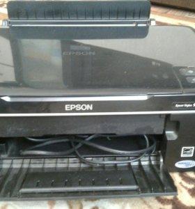 (Струйный) принтер+сканер EPSON