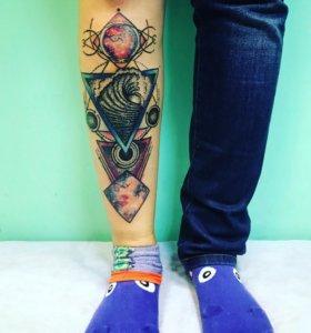 Tattoo по записи