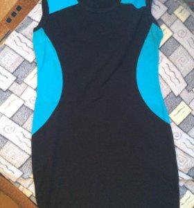 Летнее платье 48-50