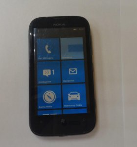Смартфон Nokia Lumia 510\Rm889