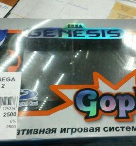 Игровая консоль SEGA Genesis Gopher 2