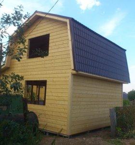 Плотники, строительство каркасных домов