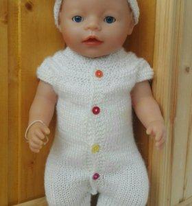 Одежда на кукол комбинезон
