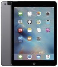 iPad Айер серый космос