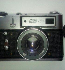 Пленочный фотоаппарат ФЭД 5