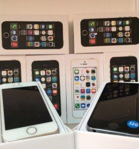 iPhone 5s(16gb) новый,магазин/рассрочка