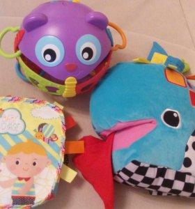 Ирушки для малышей